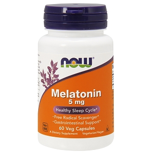 Melatonin 5mg, 60 capsules