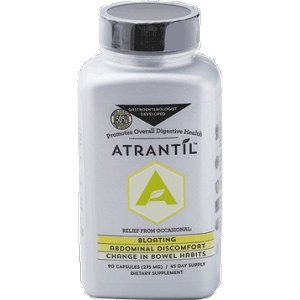 Atrantil Digestive Supplement, 90 capsules