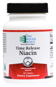 Time Release Niacin, 90 tablets