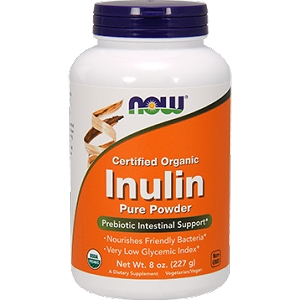 Organic Inulin Powder, 8 oz