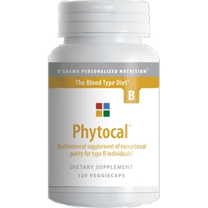Phytocal B, 120 capsules