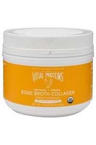 Organic Free Range Chicken Bone Broth Collagen, 10 oz