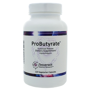 ProButyrate, 120 capsules