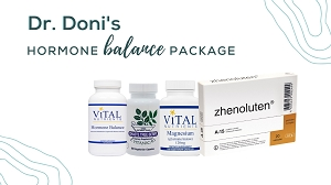 Dr. Doni's Hormone Balance Package