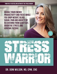Dr. Doni's Stress Warrior Book: Paperback