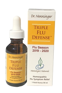 Triple Flu Defense (2019-2020), 1 oz