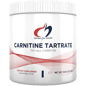 Carnitine Tartrate Powder 100gms, 3.5 oz
