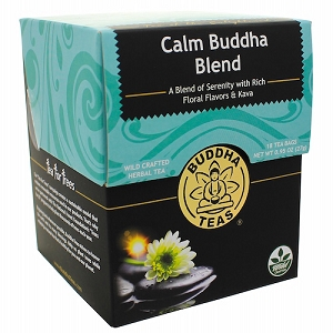 Calm Buddha Blend Tea, 18 servings