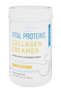 Collagen Creamer (Vanilla), 10.2 oz