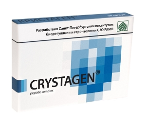 Crystagen, 60 capsules