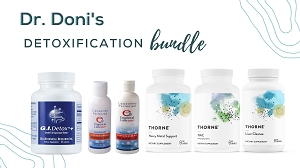 Dr. Doni's Detoxification Bundle