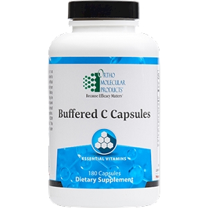 Buffered C, 180 capsules