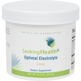 Optimal Electrolyte Orange