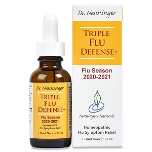 Triple Flu Defense (2020-2021), 1 oz