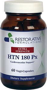 HTN 180 Px Extra Strength, 60 vegetarian capsules