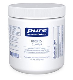 Inositol Powder, 250 grams
