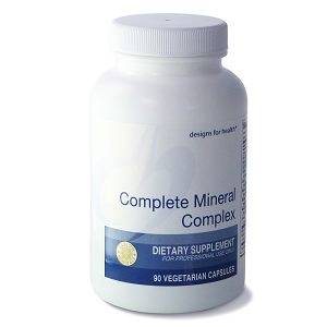 Complete Mineral Complex, 90 capsules