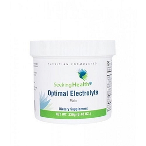 Optimal Electrolyte Plain