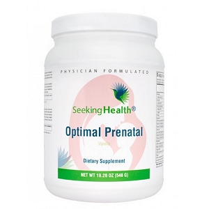 Optimal Prenatal Protein Powder Vanilla, 22.86 oz