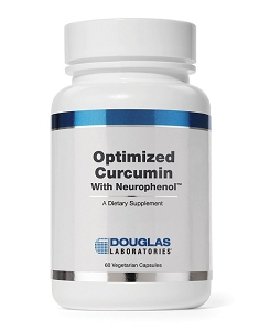 Optimized Curcumin w/Neurophenol, 60 Vegetarian Capsules
