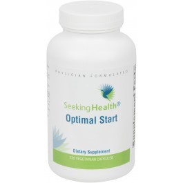 Optimal Start , 120 Vegetarian Capsules
