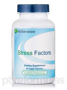 Stress Factors, 60 vegetarian capsules