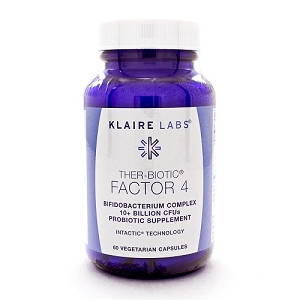 Ther-Biotic Factor 4, 60 capsules