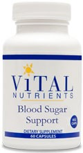 Blood Sugar Support, 120 Vegetarian Capsules