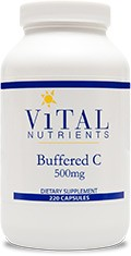 Buffered C 500mg, 220 capsules