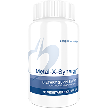 Metal-X-Synergy, 90 vegetarian capsules