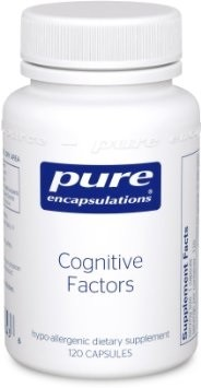 Cognitive Factors, 120 vegetarian capsules