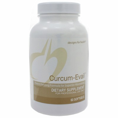 Curcum-Evail, 60 softgels