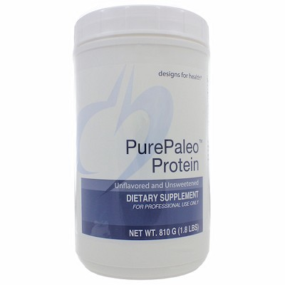 PurePaleo Protein (Unflavored), 810 grams