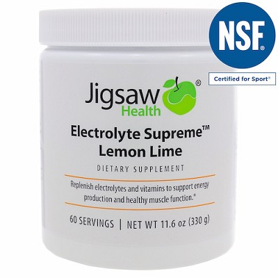 Electrolyte Supreme (Lemon Lime)