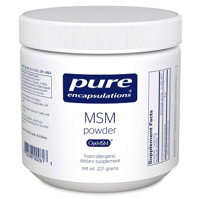 MSM powder, 227 grams