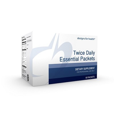 Twice Daily Essential Pack, 60 pkts