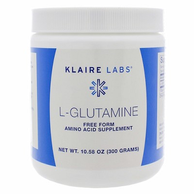 L-Glutamine Powder, 12.38 oz