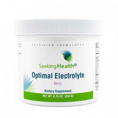 Optimal Electrolyte Berry