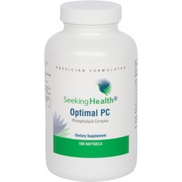 Optimal PC, 100 Softgels