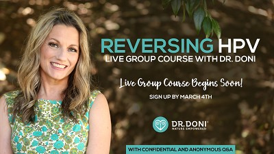 Reversing HPV with Dr. Doni - Live Group Course